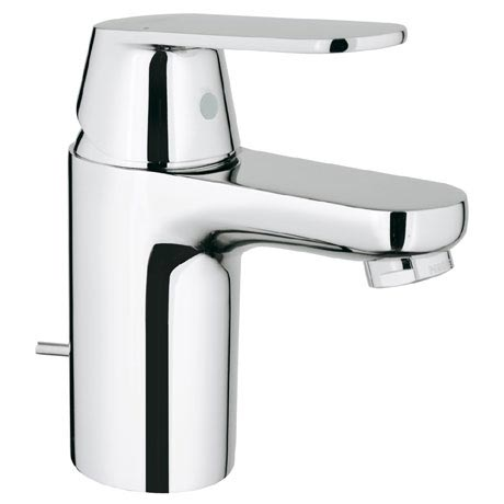 Grohe Eurosmart Cosmopolitan Mono Basin Mixer with Pop-up Waste - 32955000