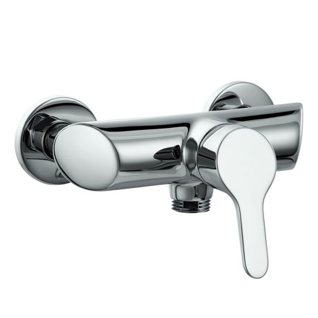 Laufen - Twin Pro Wall Mounted Shower Mixer
