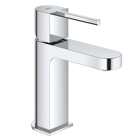 """Grohe Plus Basin Mixer 1/2"""" S-Size with Push-Open Waste Set - 33163003"""