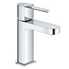 "Grohe Plus Basin Mixer 1/2"" S-Size with Push-Open Waste Set - 33163003 profile small image view 1"