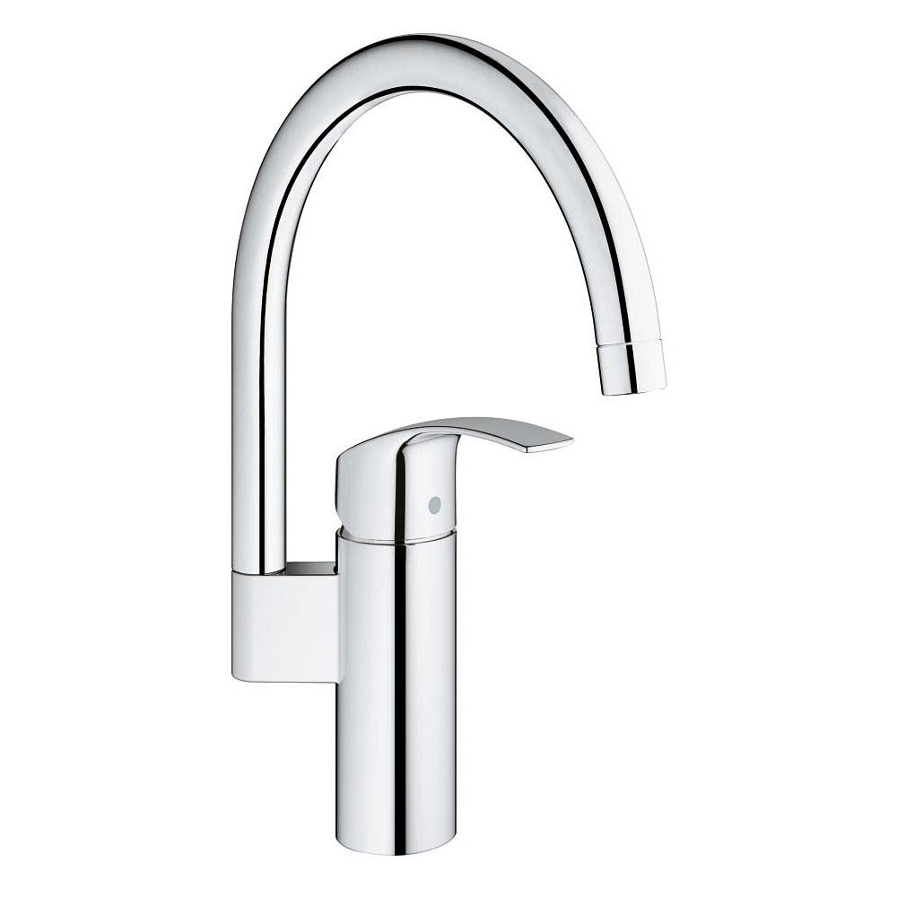 Grohe Eurosmart Kitchen Sink Mixer - 33202002 profile large image view 1