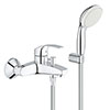 Grohe Eurosmart Wall Mounted Bath Shower Mixer and Kit - 3330220A profile small image view 1