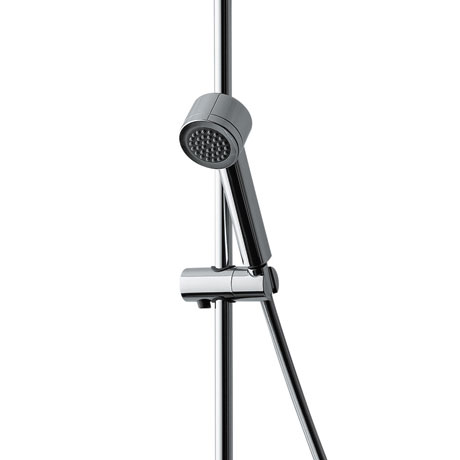 Laufen - City Pro Thermostatic Bar Shower Valve with Kit Standard Large Image