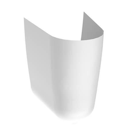 Roca Laura Semi Pedestal for 450mm basin - 335323005