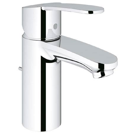 Grohe Eurostyle Cosmopolitan Mono Basin Mixer with Pop-up Waste - 33552002