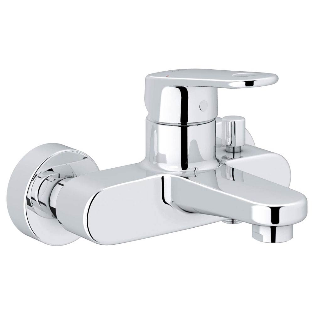 Grohe Europlus Single Lever Bath Shower Mixer - 33553002 profile large image view 1