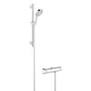 Grohe Grohtherm 2000 Thermostatic Shower Mixer and Kit - 34281001 profile small image view 1