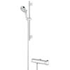 Grohe Grohtherm 2000 Thermostatic Shower Mixer and Kit - 34281001 Small Image