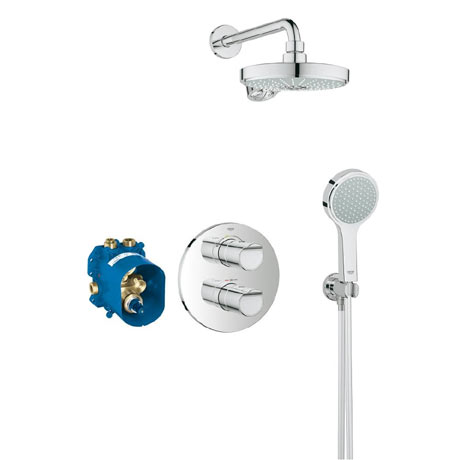 Grohe Grohtherm 2000 Perfect Shower Set - 34283001