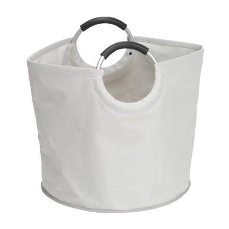 Wenko Stone Laundry Bin/Shopper - Grey - 2 Size Options