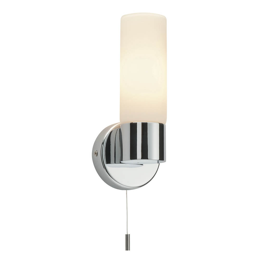 Endon Pure Wall Light with Pull Switch - 34483