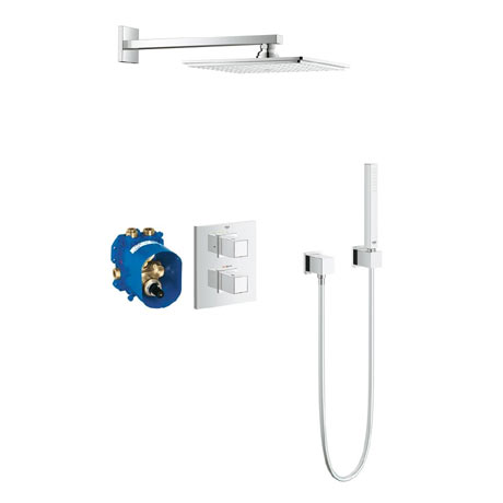 Grohe Grohtherm Cube Perfect Shower Set - 34506000