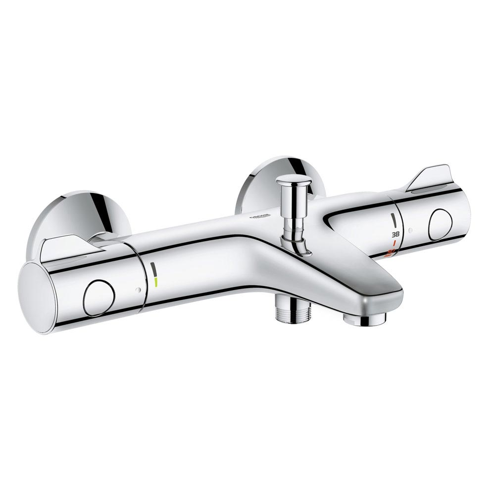 Grohe Grohtherm 800 Thermostatic Bath Shower Mixer - 34569000