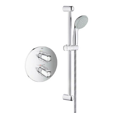 Grohe Grohtherm 1000 Concealed Shower Set - 34575000