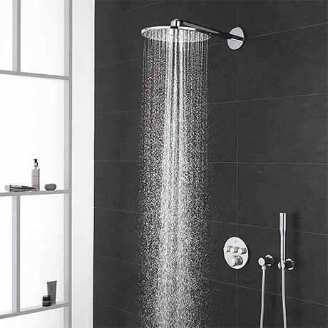 Grohe Grohtherm SmartControl Perfect Shower Set with Rainshower 310 SmartActive - 34705000