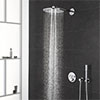 Grohe Grohtherm SmartControl Perfect Shower Set with Rainshower 310 SmartActive - 34705000 profile small image view 1