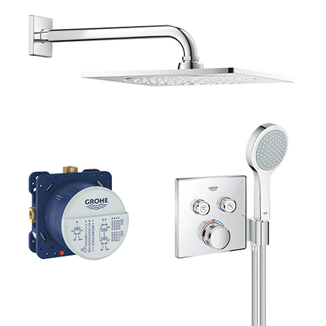 Grohe Grohtherm SmartControl Perfect Shower Set - 34742000