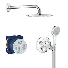 Grohe Grohtherm SmartControl Perfect Shower Set - 34743000