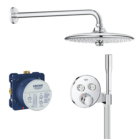 Grohe Grohtherm SmartControl Perfect Shower Set - 34744000