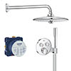 Grohe Grohtherm SmartControl Perfect Shower Set - 34744000 profile small image view 1