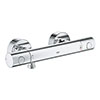 Grohe Grohtherm 800 Cosmopolitan Thermostatic Shower Mixer - 34765000 profile small image view 1