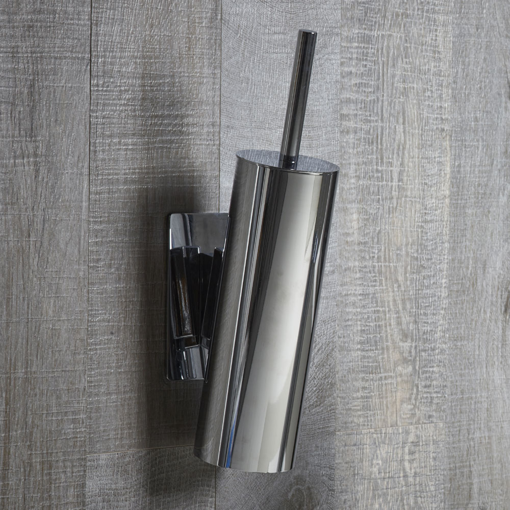 Roper Rhodes Form Wall Mounted Toilet Brush - 3484.02 profile large image view 2