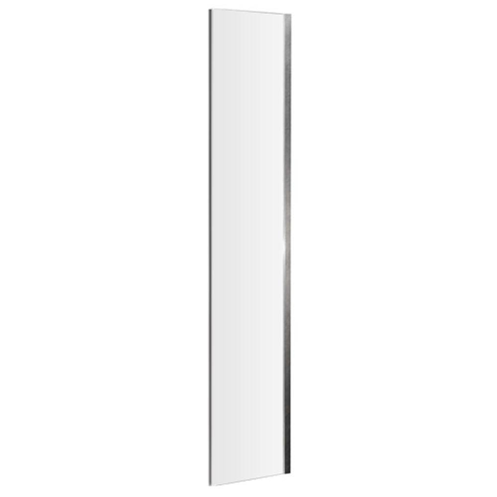 350 x 1400mm Fixed Bath Screen profile large image view 1