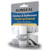 Ronseal Kitchen & Bathroom Touch Up Enamel profile small image view 1