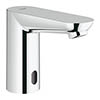 Grohe Euroeco Cosmopolitan E Infra-red Electronic Basin Tap without Mixing Device - 36272000 profile small image view 1