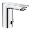 Grohe Bau Cosmopolitan E Infra-Red Electronic Basin Mixer - 36451000 profile small image view 1