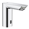 Grohe Bau Cosmopolitan E Infra-Red Electronic Basin Tap - 36452000 profile small image view 1