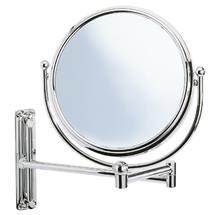 Wenko Deluxe Cosmetic Wall Mirror w/ Swivelling Arm - 5x magnification Medium Image