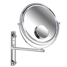 Wenko Deluxe Cosmetic Wall Mirror w/ Swivelling Arm - 3x/7x magnification Medium Image