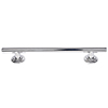 Euroshowers Luxury Contemporary Straight Grab Rail - Chrome - 3 Size Options profile small image view 1