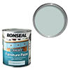 Ronseal Chalky Furniture Paint - Duck Egg Small Image