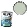 Ronseal Chalky Furniture Paint - Dusky Mint Small Image