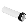 Grohe Flush Pipe Extension - 37489000 profile small image view 1