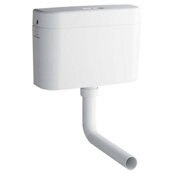 Grohe Adagio Concealed Flushing Cistern - 37762SH profile large image view 1