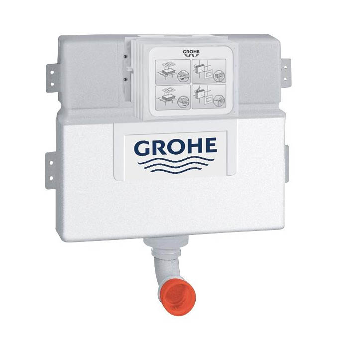 Grohe Concealed Dual Flush Cistern - 38422000