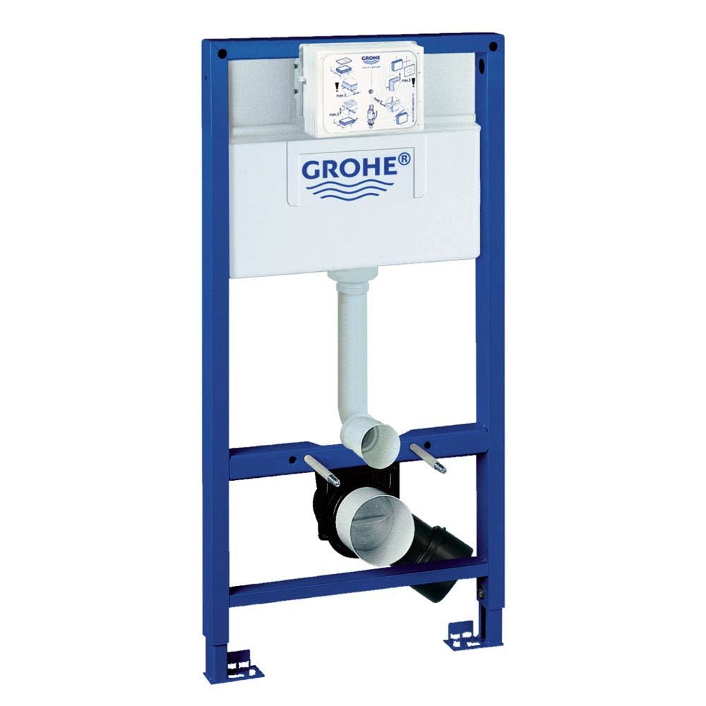 Grohe Rapid SL 0.98m Support Frame for Wall Hung WC - 38525001 Large Image