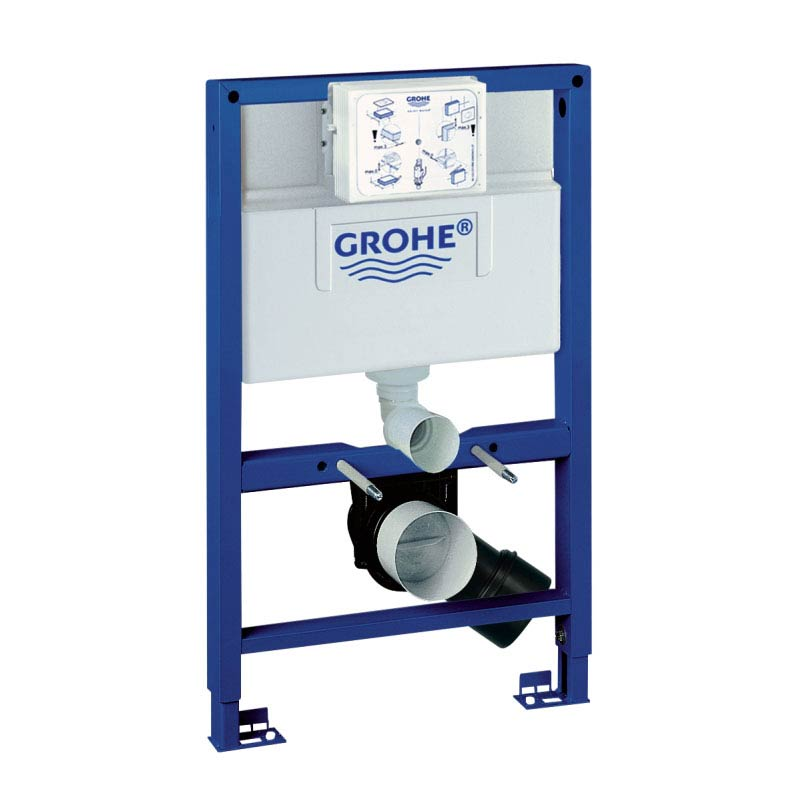 Grohe Rapid SL 0.82m Support Frame for Wall Hung WC - 38526000 Large Image
