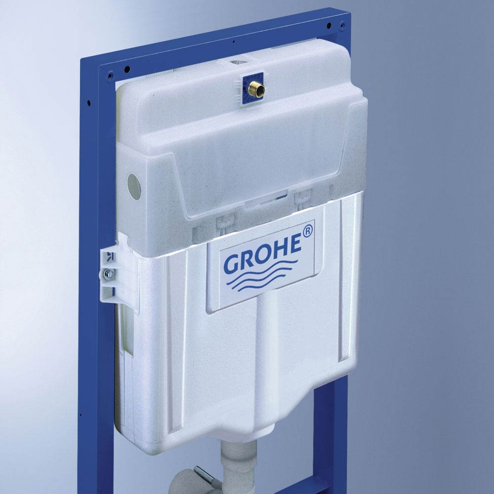 Grohe Rapid SL 1.13m Support Frame for Wall Hung WC - 38528001 profile large image view 3