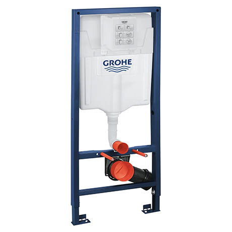 Grohe Rapid SL 1.13m Support Frame for Wall Hung WC - 38528001