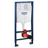 Grohe Rapid SL 1.13m Support Frame for Wall Hung WC - 38528001 profile small image view 1