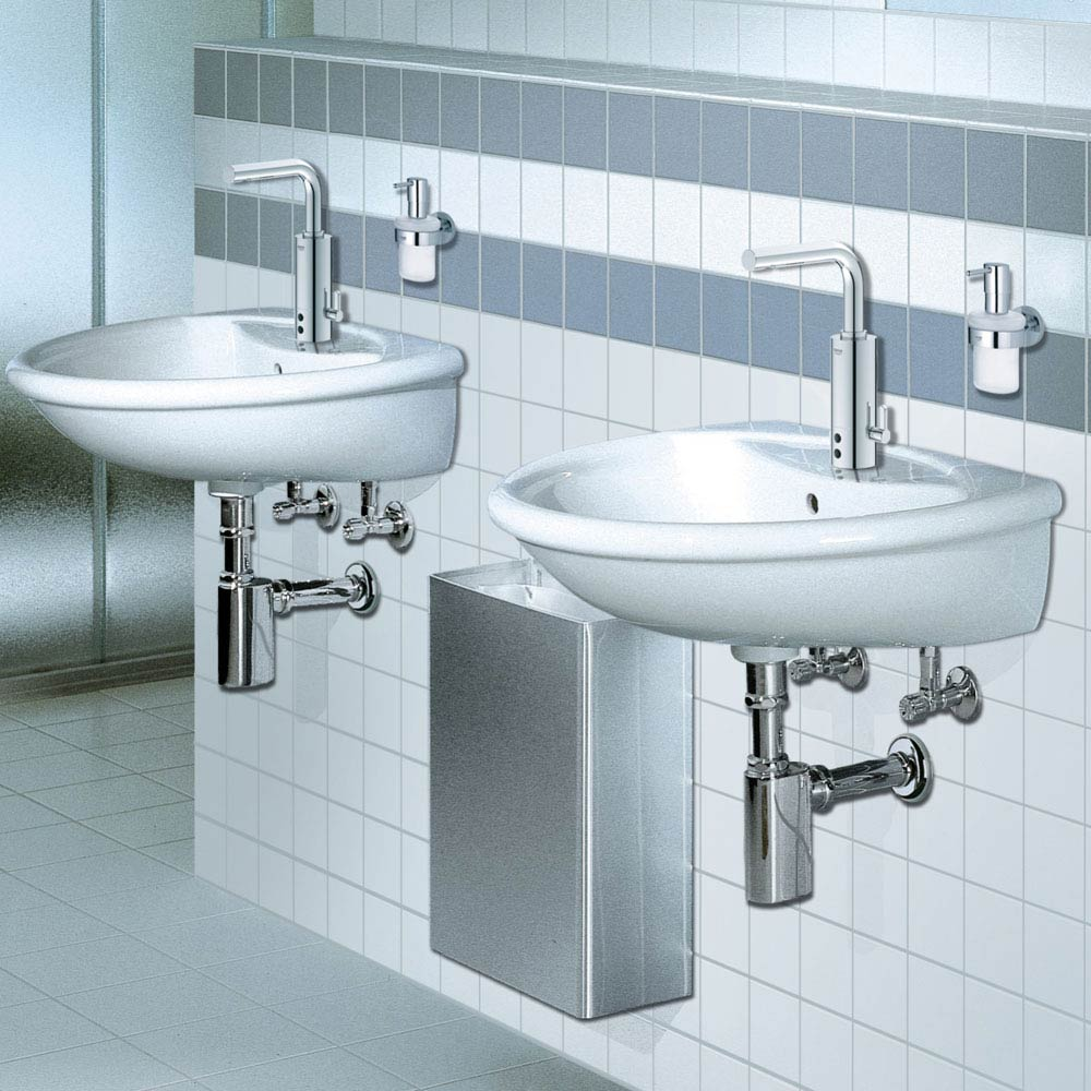 Grohe Rapid SL Support Frame for Wall Hung Basin - 38554001 profile large image view 2
