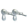 Grohe Rapid SL Front Wall Brackets - 3855800M profile small image view 1