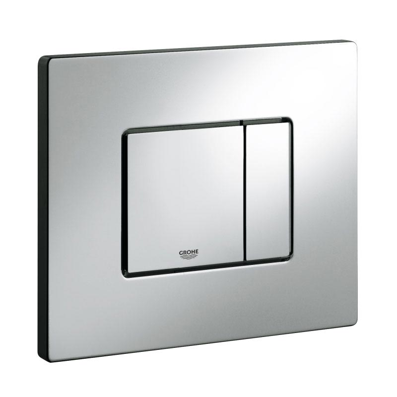 Grohe Skate Cosmopolitan WC Wall Flush Plate - 38732000  Profile Large Image