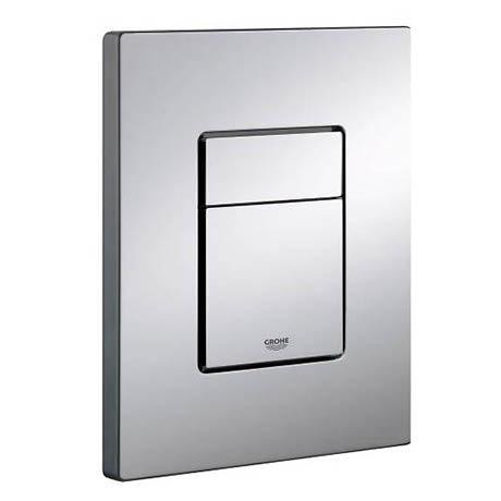 Grohe Skate Cosmopolitan WC Wall Flush Plate - Titanium - 38732BR0