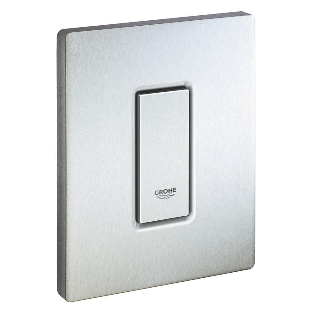 Grohe Skate Cosmopolitan Urinal Flush Plate - Stainless Steel - 38784SD0