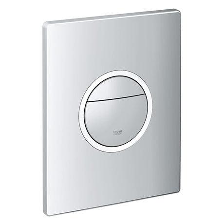 Grohe Nova Cosmopolitan Light Flush Plate - 38809000
